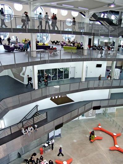 Ravensbourne College of Design and Communication