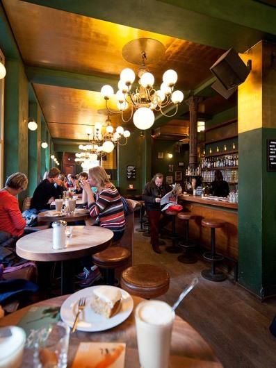 Rehbar, Bar, Cafe, Hamburg, Germany