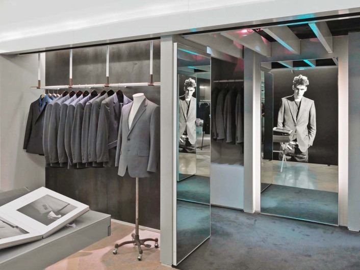 Reiss Flagship and HQ