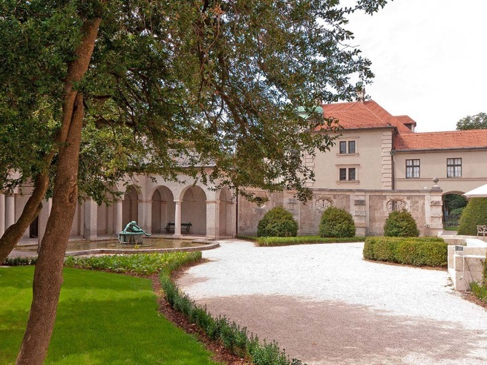 Restaurant Bayerisches Nationalmuseum