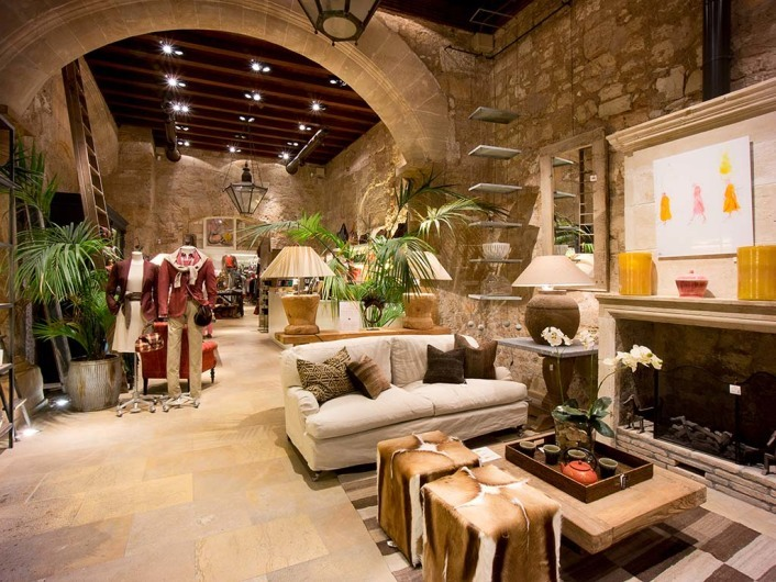 Rialto Living, shop, Palma, Mallorca, Spain