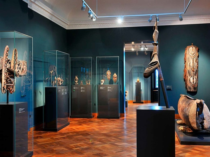 Rietberg Museum, Zurich, Switzerland