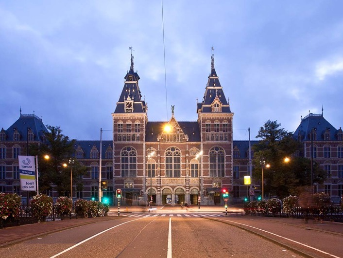 Rijksmuseum, Amsterdam, The Netherlands