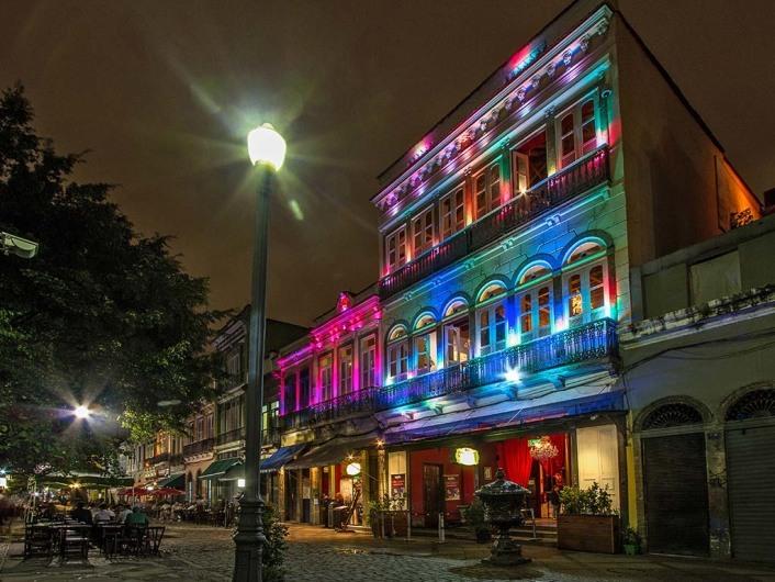 Rio scenarium for Miroir night club rio de janeiro