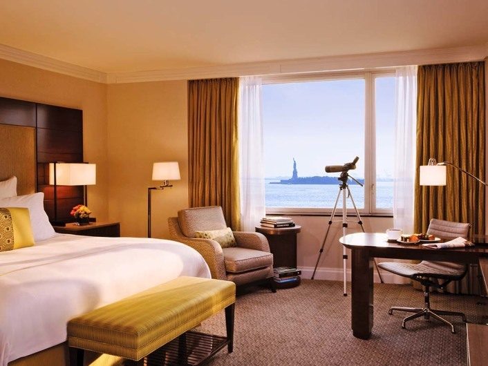Ritz Carlton New York, Battery Park