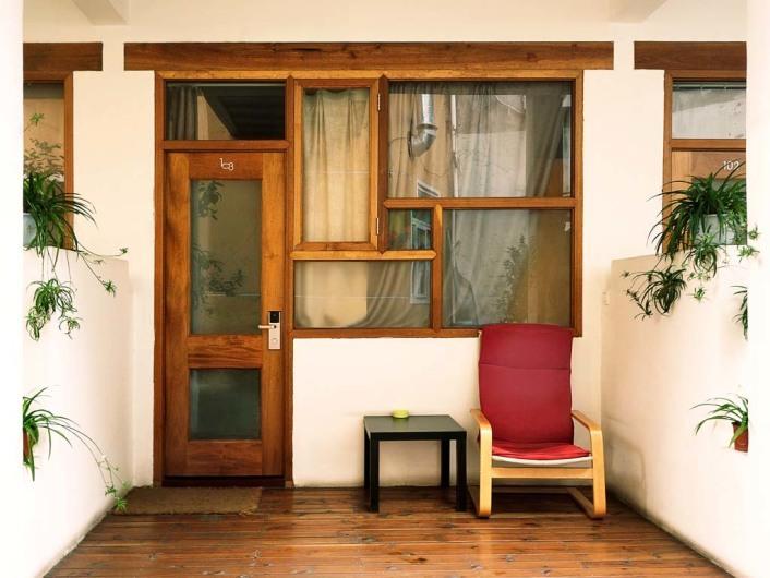 Rock & Wood International Youth Hostel, Shanghai, China