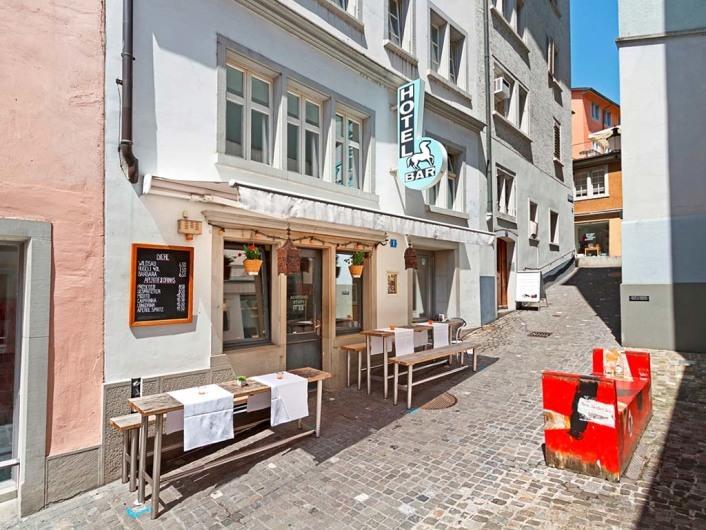 Hotel Roessli, Zurich, Switzerland