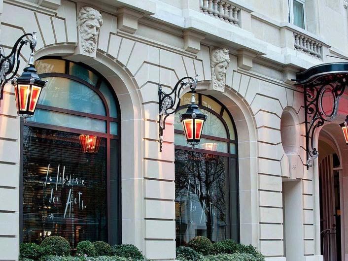 Le Royal Monceau, Raffles Paris