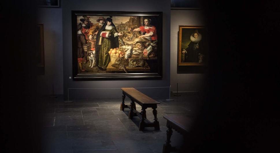 Rubenshuis; Rubens; Italiaanse Vleugel; Vlaamse Vleugel; schilderwerken; rennovatie