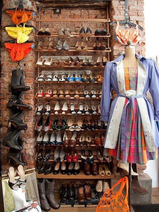 rue st denis vintage clothing