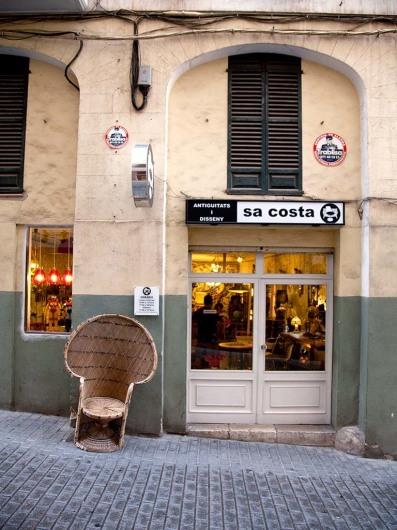 Sa Costa, shop, Palma, Mallorca, Spain