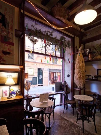 Sa La Seu, Tapas Bar, Palma, Mallorca, Spain