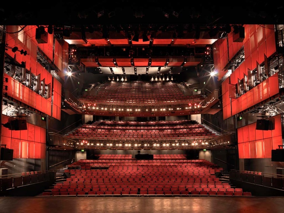 Sadler S Wells Theatre