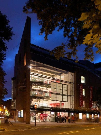 Sadler's Wells Theatre, Rosebury Avenue, Islington, London
