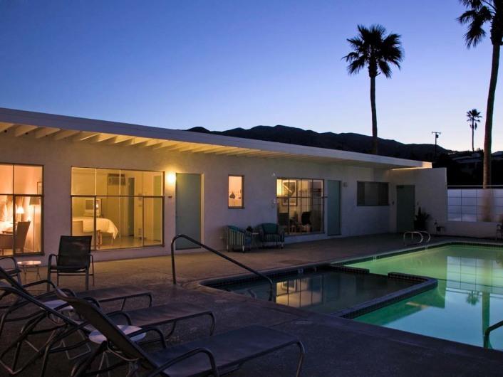 Sagewater Spa, Desert Hot Springs, California, USA