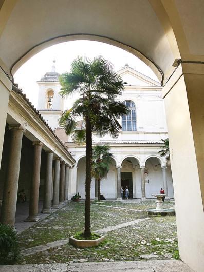 Basilica San Clemente - GNAM (rom)http://www.basilicasanclemente.com
