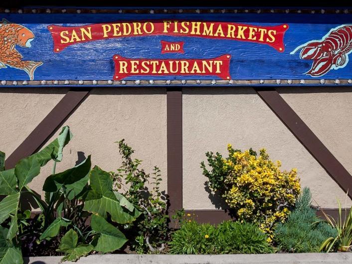 San Pedro Fishmarket