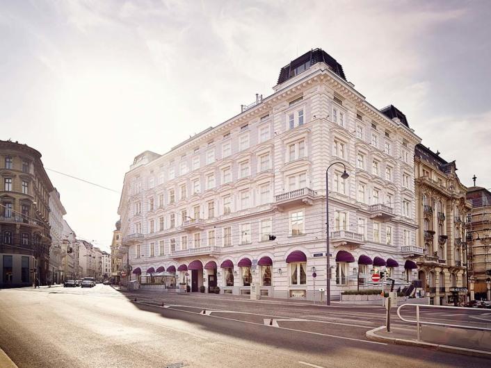 Sans Souci, Vienna, Austria
