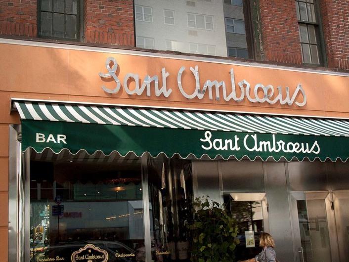 Sant Ambroeus, Upper Eastside, New York, USA