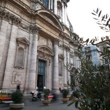 Sant'Ignazio di Loyola - Rom