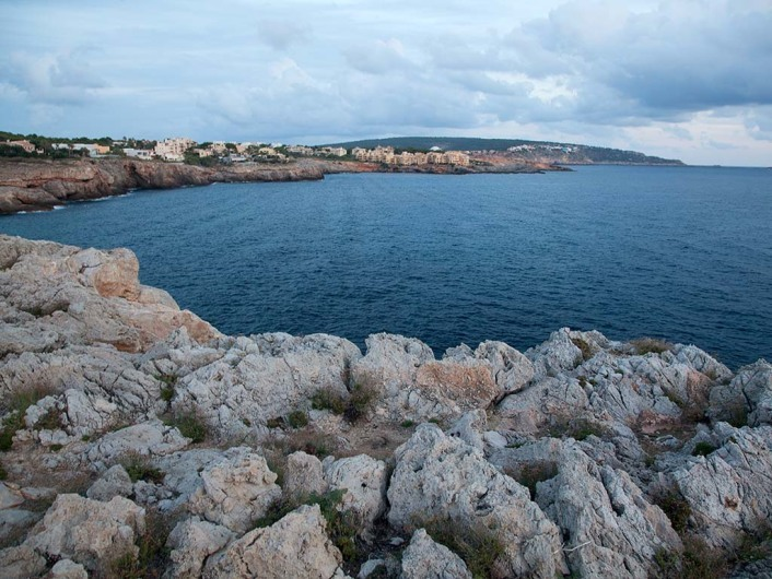 Santa Ponca Aussichtspunkt, Mallorca, Spain