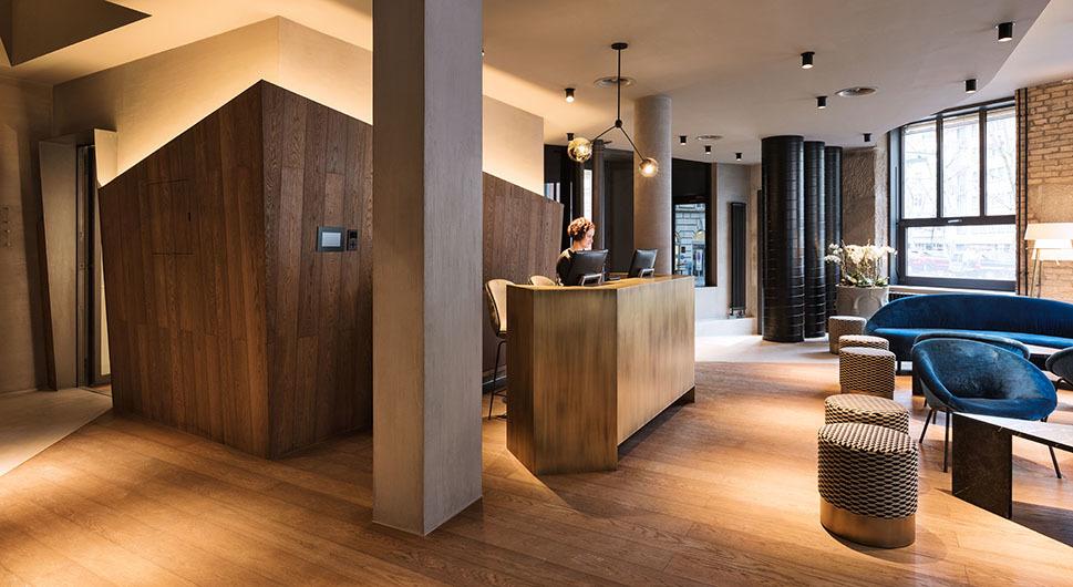 Scheuble Hotel Zurich