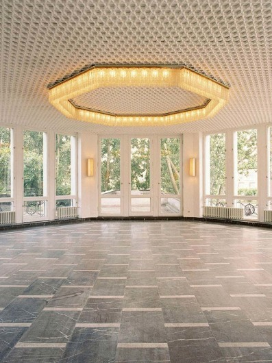 Schinkel Pavillion, Berlin, Germany