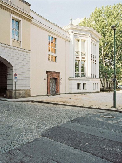 Schinkel Pavillion, Berlin, Germany