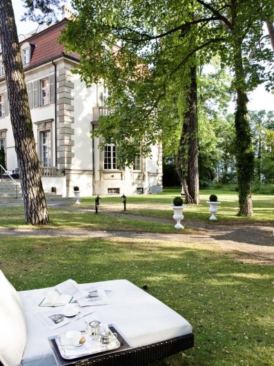 Schlosshotel im Grunewald