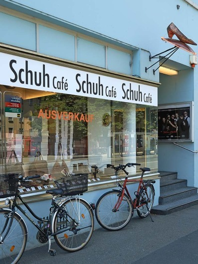 Schuhcafe, Zurich, Switzerland