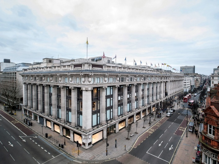Selfridges, London, United Kingdom