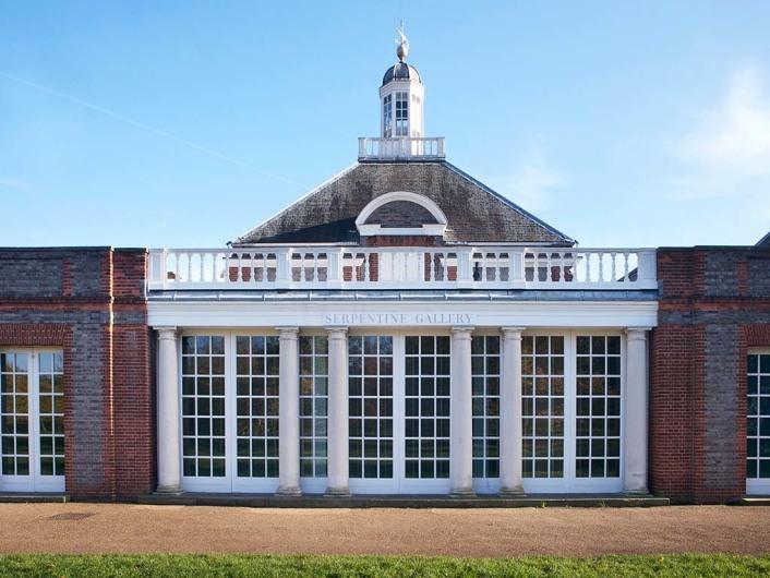Serpentine Gallery, London, United Kingdom