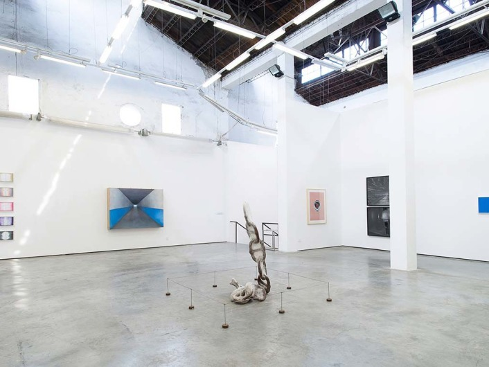 ShanghART Gallery and H-Space 香格纳画廊和H空间