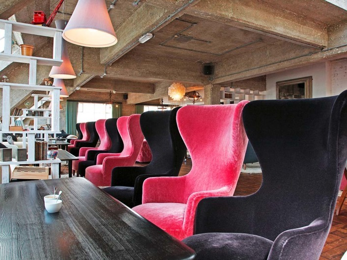 Shoreditch Rooms