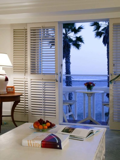 Shutters on the Beach, Santa Monica, California, USA
