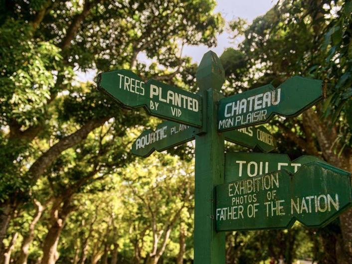 Sir Seewoosagur Ramgoolam Botanic Garden