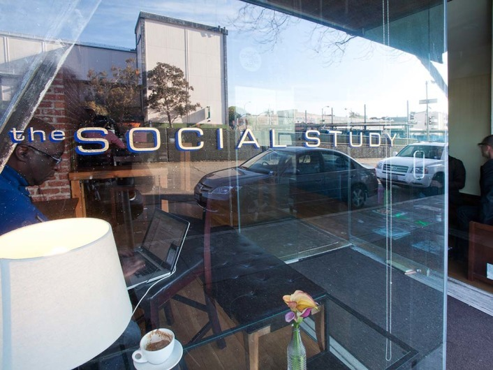 Social Study, San Francisco, California, USA