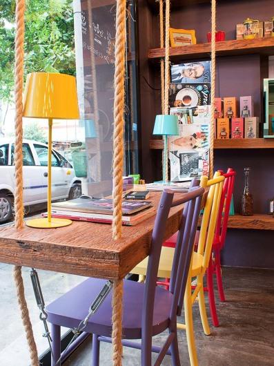 Restaurants, Cafes