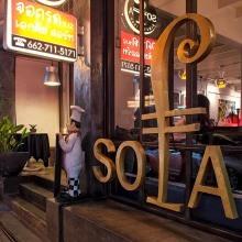 Sofa Wine Bar, Bangkok, Thailand