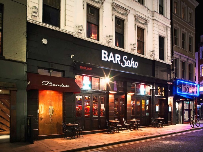 Bar Soho, London, United Kingdom