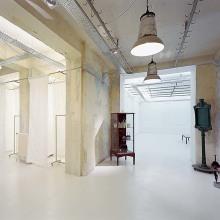 Song Fashion Store,Vienna by Architect Gregor Eichinger, Vienna, Austria.