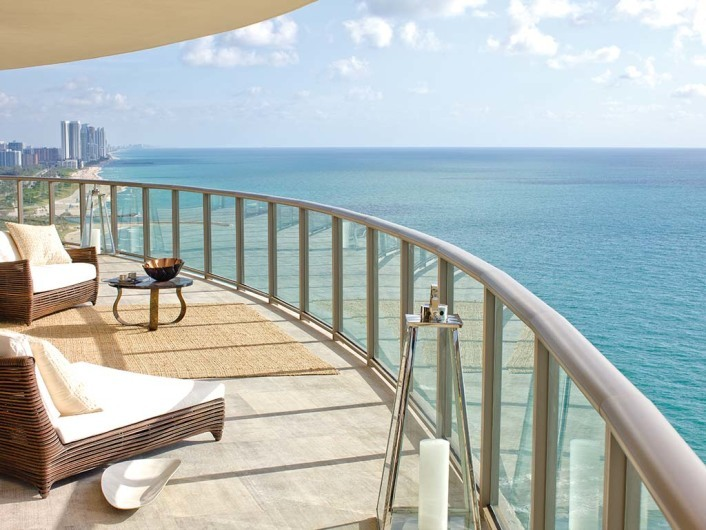 St. Regis Bal Harbour Resort, Miami, Florida, USA