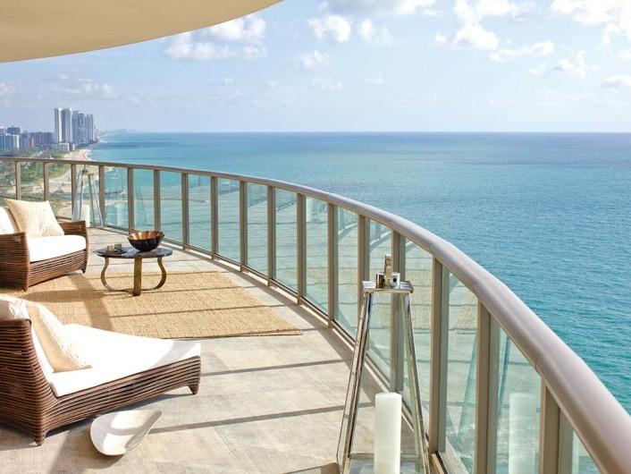 St. Regis Bal Harbour Resort, Miami, Florida, USA