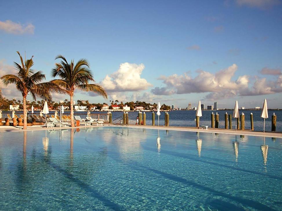 Hotel Spa En Miami