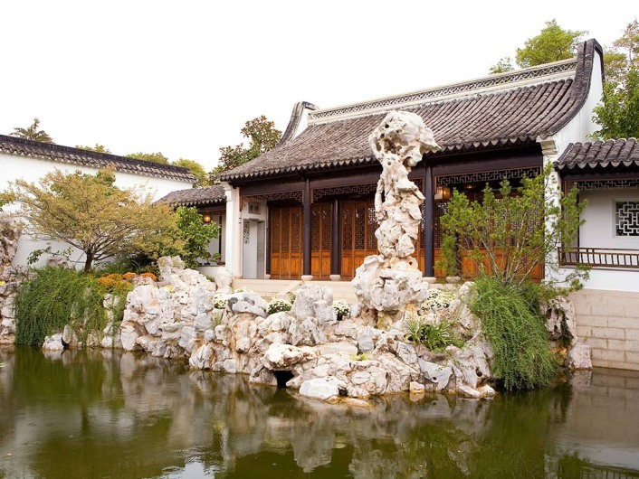 The New York Chinese Scholar's Garden