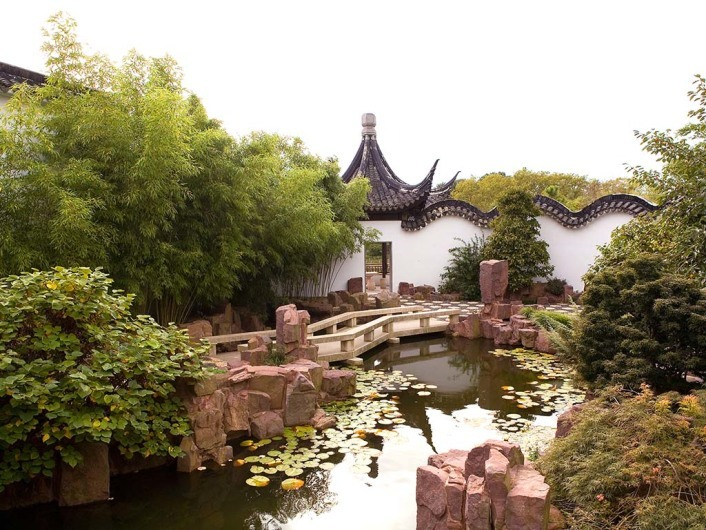 The New York Chinese Scholar S Garden