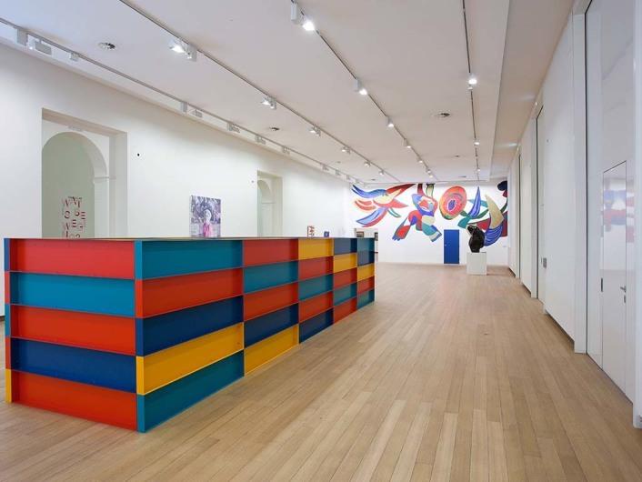 Ausstellungssaal, Stedelijk Museum, Amsterdam