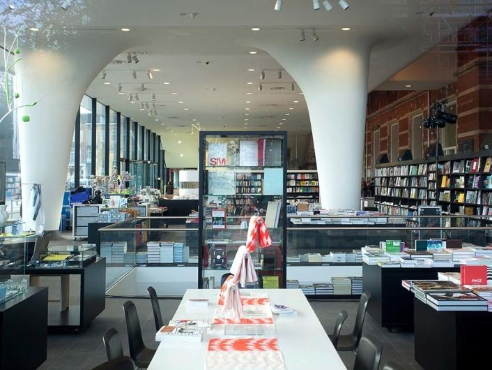 Museumsshop, Stedelijk Museum, Amsterdam