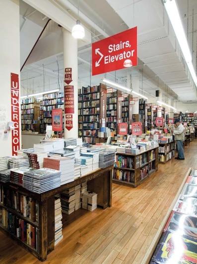 Strand Bookstore (NYC)