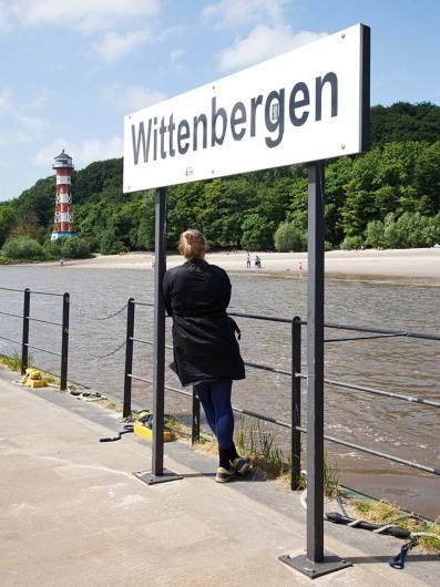 Elbstrand Wittenbergen